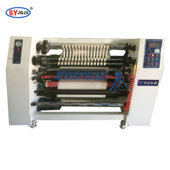 LY 215 High Performance Masking Tape Slitting Machine
