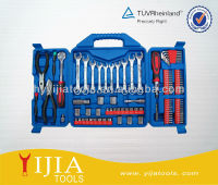 97pcs Ratchet socket wrench and pliers tool set