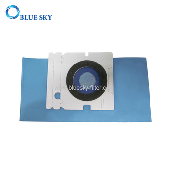 Blue Ppaer Vacuum Cleaner Bag