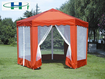 2x2x2m PE mosquito netting dome gazebo for sale