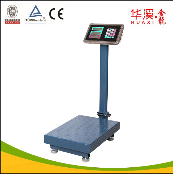 100kg 150kg 200kg tcs electronic platform scale/digital weighing scale
