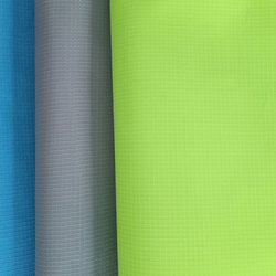 Factory direct sales bags fabric high elastic PVC Oxford cloth wholesale 300D filament of a piece of PVC Oxford cloth