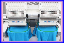 Computer embroidery machine price towel embroidery machine happy type business