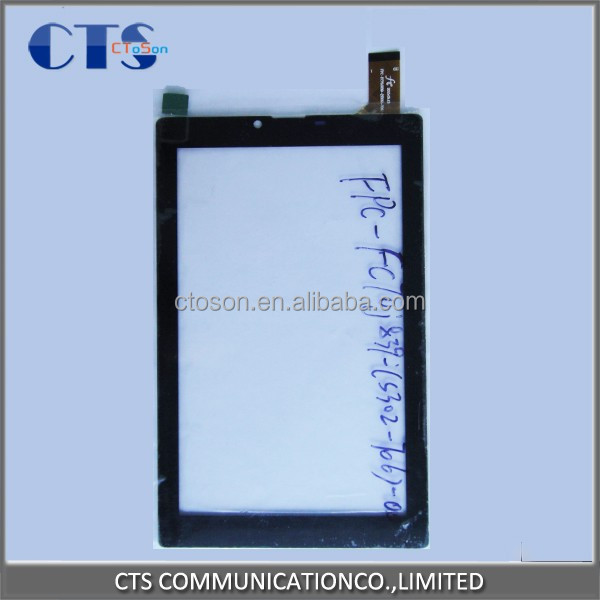 Full tested 7 inches spare parts replacement replace mid tablet digitizer display touch screen for fpc-fc70j839 (s302-706)-00