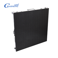 waterproof IP65 p5 / p10 outdoor led wall display screen module