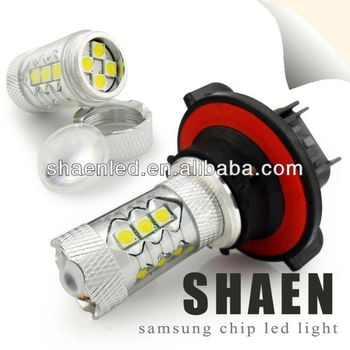 2014 best newest product samsung chip with 80w led auto buld