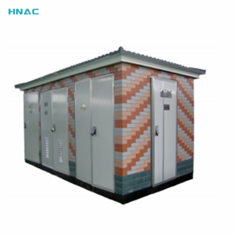 Quality Assurance Portable Electrical Substation GIS Substation Equipment For Sale