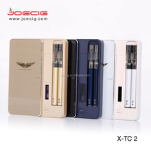 Wholesale supplier joecig CBD cartridges packs display box show vaporizer cbd pen small e-cig vape pen