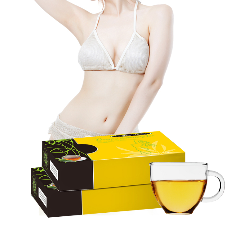 Dropship fast weight loss puer beverage slim tea for men