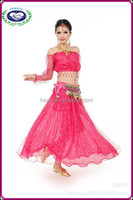 Competitive price handmade belly dance costumes