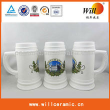 german beer mugs porcelain stein