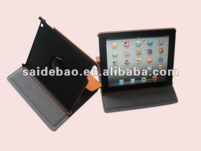 Pu ipad case cover