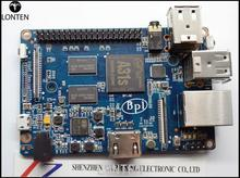 Fast Shipping WiFi Banana Pi M2 BPI-M2 Quad Core on-board 1GB RAM Open-source Development Board + 3dbi wifi antenna