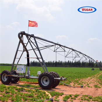 VODAR Hose-Drag Linear/Lateral Move Irrigation System
