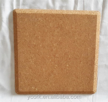 cheap natural cork coaster for sale