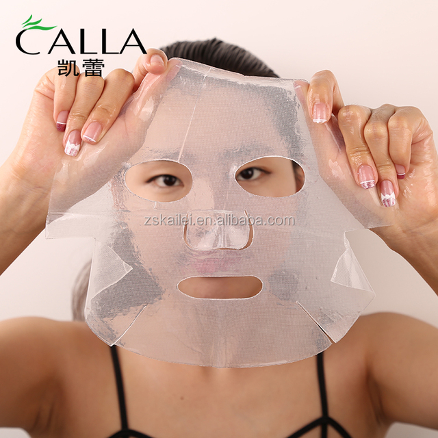 New products manufacture oem snail hydrogel face mask
