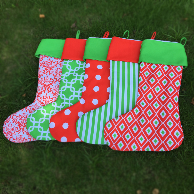 DOMILBLANKS Best Price <strong>Christmas</strong> Decorations Stocking Monogrammed <strong>Christmas</strong> Stocking Blank <strong>Christmas</strong> Sock DOM390