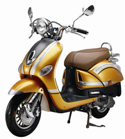 hot selling best quality golden beetle scooter with pedal 150cc motorcycle