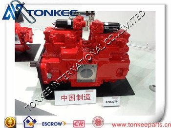 K7V63 Hydraulic Main pump K7V63DTP Hydraulic Pump for SK135