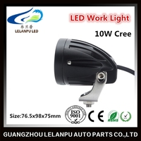 Supplier high quality Automotive lighting 10W Offroad LED Work Light for trucks LED headlight