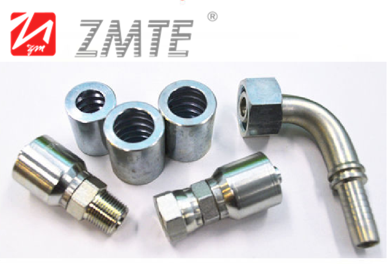 Top Sale SS402 JIC/BSP/Metric Fittings for Hose