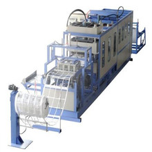 High quality high speed disposable plastic thermoforming machine
