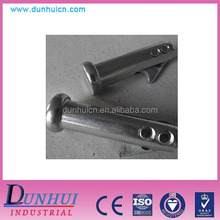 DH-E004E Galvanized Construction Pin Lock Scaffolding
