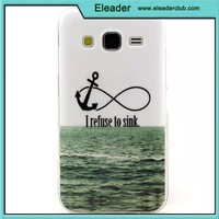for samsung galaxy core prime waves Silicone Rubber TPU printing case