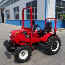European hot selling kubota mini tractor with two rops