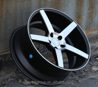 Black Finishing and 5,4 Hole wheels boyida102