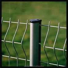 Electra galvanized and sprayed chain link fence