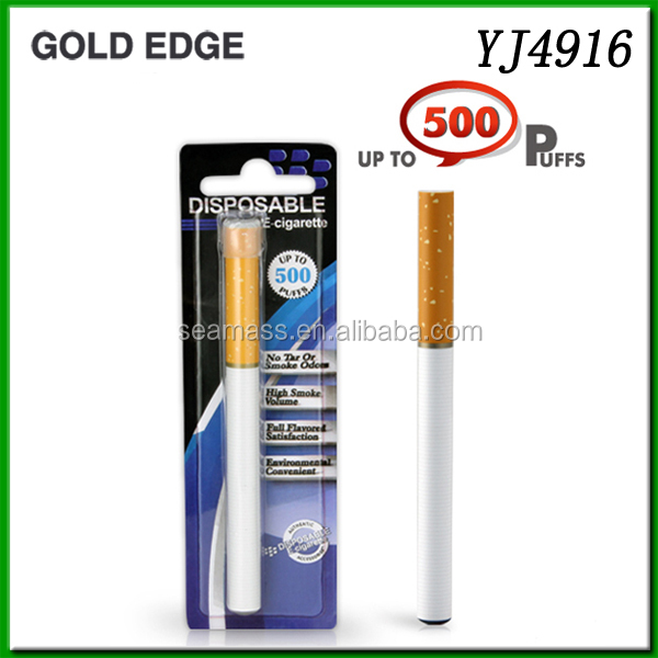 Cheapest Soft tip YJ4916C disposable e cigarette 500puffs