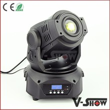 3 Facet prism moving head light /cheap 60w moving head led light /rotating head led moving light for Christmas