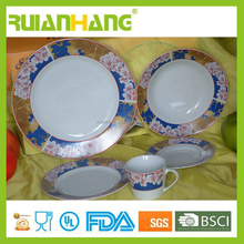 hot sale & high quality white china crockery for wholesale