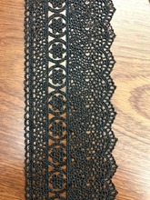 Bar Code Lace 100% Polyester