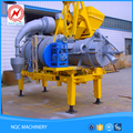 2017 New design low price mobile asphalt mixing plant