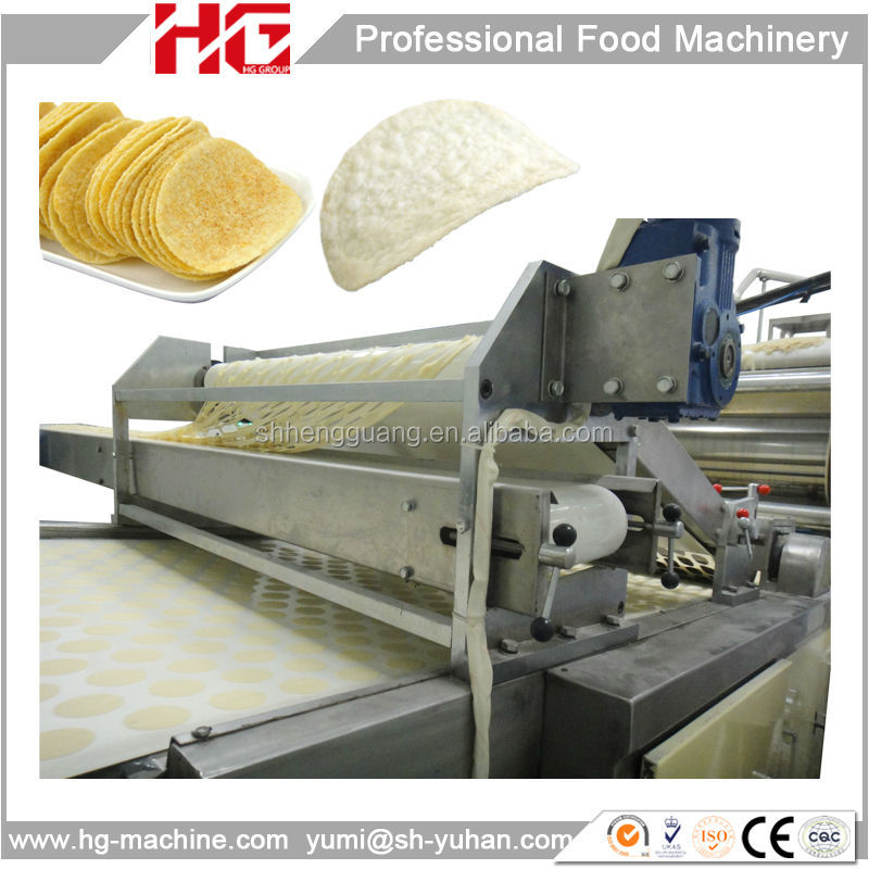 machine potato fries
