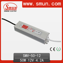 50W 12V LED Driver Constant Voltage Power LED for Led Lighting
