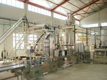 Multi Fruit Processing Plant
