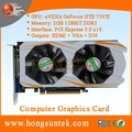 OEM NVIDIA GeForce GTX 750TI 2GB GDDR5 DVI/HDMII/VGA Port PCI-Express 3.0 x16 Graphics VGA Card