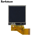 [Alibaba trade]1.54 inch TFT square display ST7789V drive IC with CTP for wrist watch