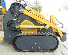 China Manufacturer small price Micro Skid Steer Loader for sale