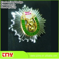 Hot Sale High Quality Cheap Price Us Marshal Badge Manufacturer From China