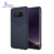 Leather line cover for samsung galaxy S10 lite TPU phone case