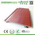 Co-extrusion wood plastic composite wall cladding