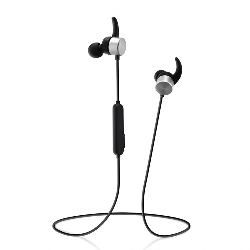 High Quality Magnet Wireless Headset with Micro USB Charging Bluetooth Hi-fi Sound Earphone for Mobile Phone-R1615