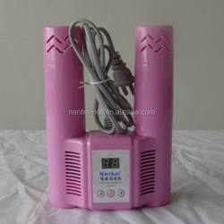 timer control ozone shoes dryer