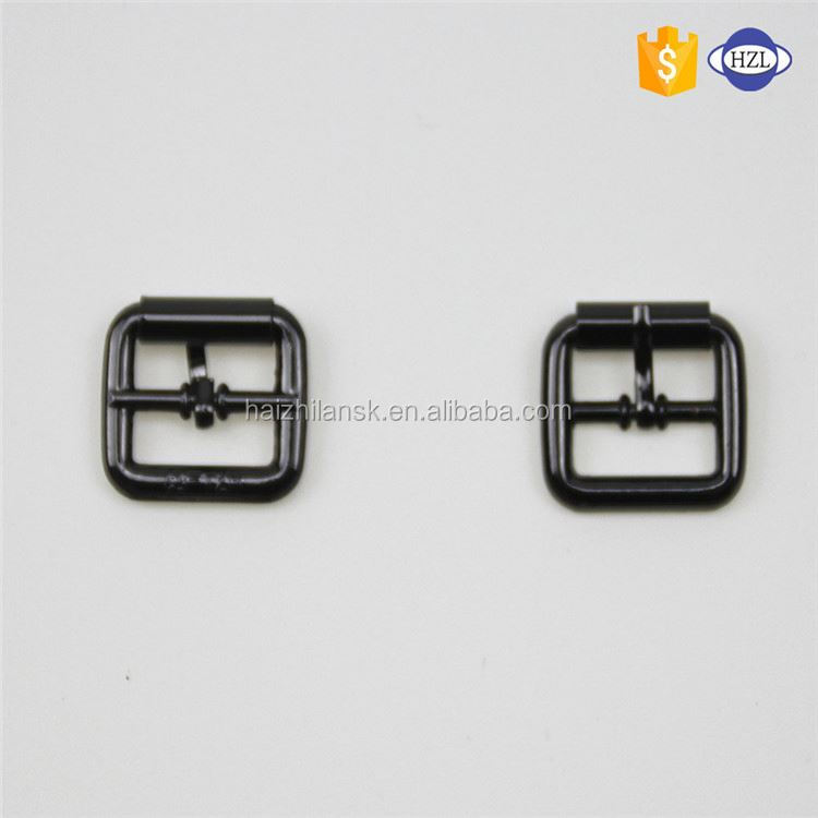 Best selling custom design good sealing pin reversible buckles for wholesale