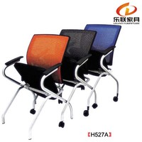 purple swivel office chair/high end office chair/office chairs mesh H-527A