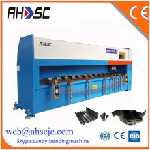 CNC Full automatic iron sheet metal slotting machine